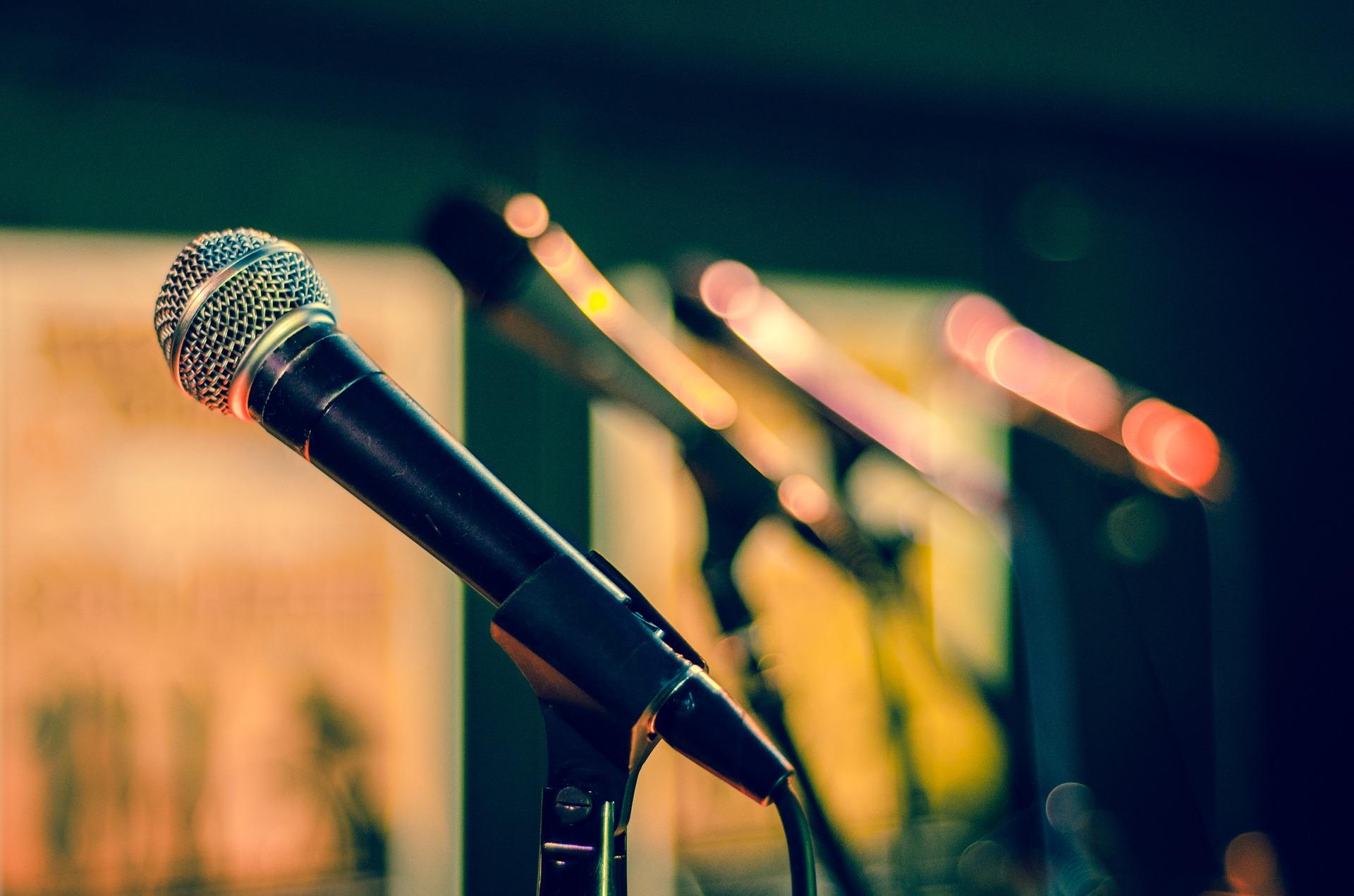 Как да станем по-добри в говоренето пред публика?