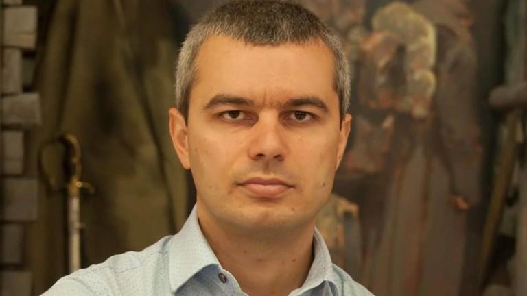 Костадин Костадинов: Добивът на шистов газ е опасна интервенция спрямо природата и хората
