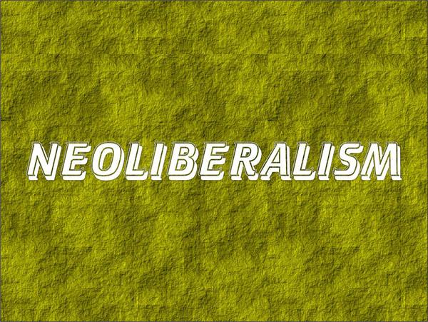 Кардиналната грешка на неолибералите