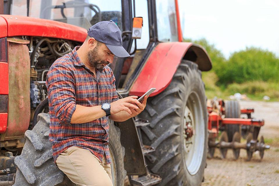 Фермерите имат борса на 1 клик разстояние
