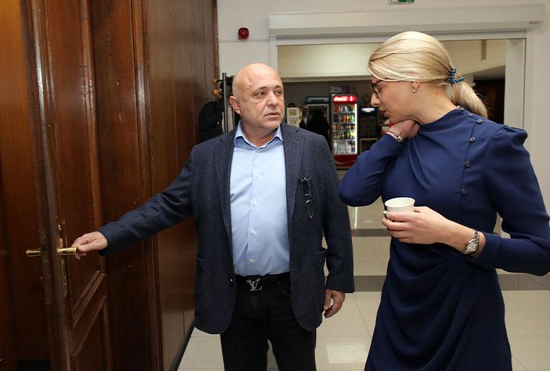 СОПФ и Орлин Алексиев през 2019-а