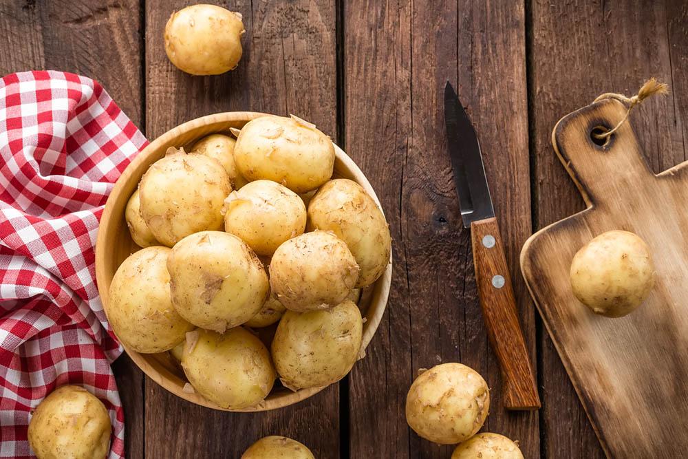 Вълшебната сила на картофите
