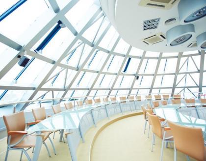 официална зала икономически форум
