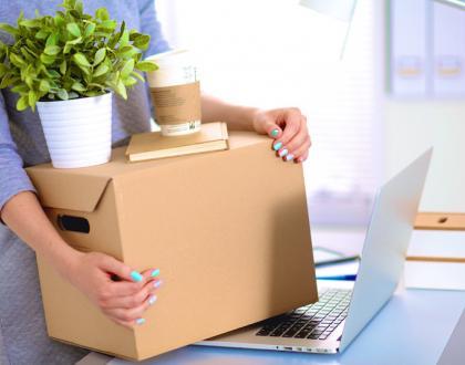 преместване в нов офис