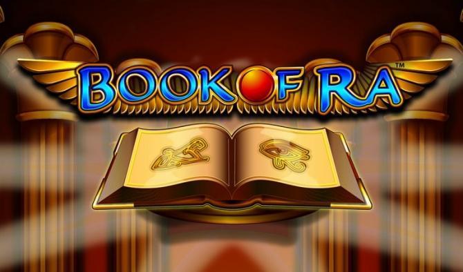 играта Book of Ra