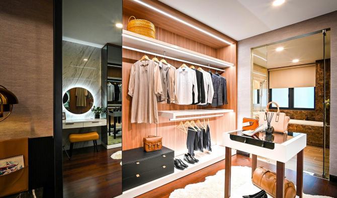 Нови тенденции в дизайна на гардеробите