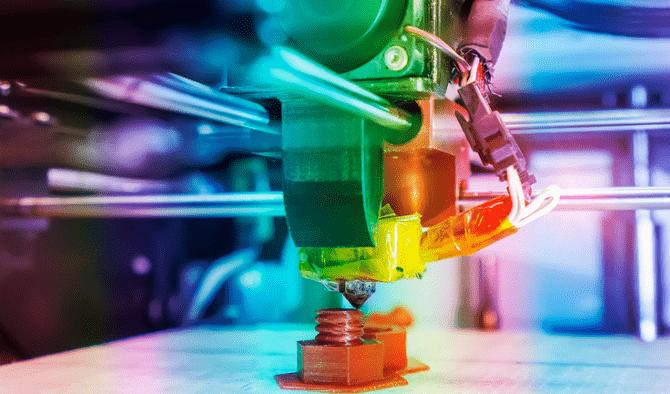 Неограничените възможности на 3D печата