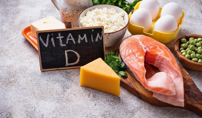здравословни храни с витамин Д