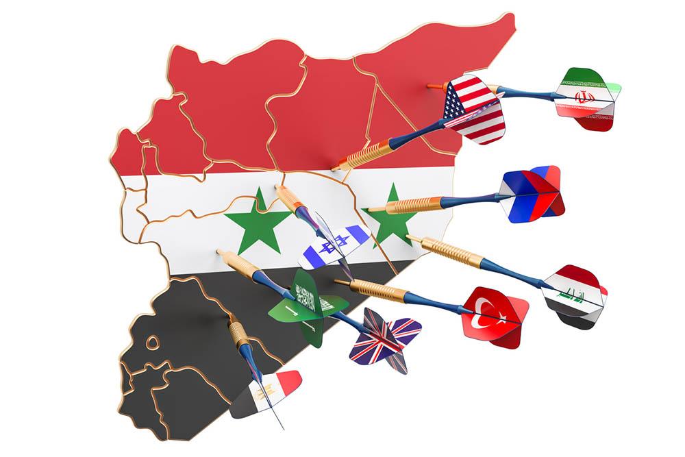 Битката за ресурси – как и защо бе съсипана Сирия