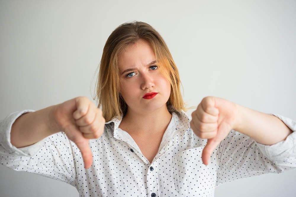 Нараства броя на незадоволените жени