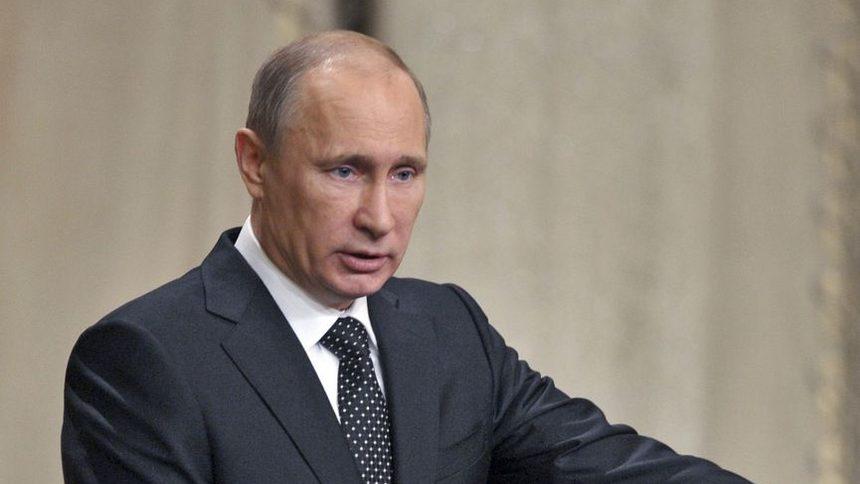 Владимир Путин спечели президентските избори в Русия